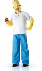Maskeraddräkt Homer Simpson™ vuxen