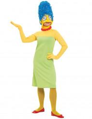 Maskeraddräkt Marge Simpson™ vuxen