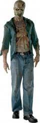 Maskeraddräkt zombie Walking Dead™ vuxen