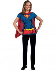 Supergirl™ T-shirt Vuxen