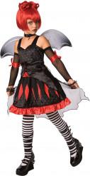 Gotisk fladdermus - Halloweenkostym för barn