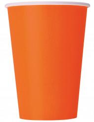 8 orange muggar