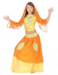 Indieninspirerad kostym