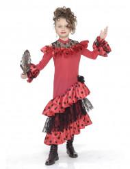 Flamenco Fanny - Maskeraddräkt för barn