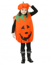 Pumpadräkt Barn Halloween