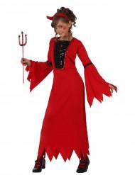 Djävulsdräkt för barn - Halloweenkläder