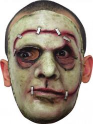 Zombiemask Vuxen Halloween