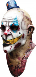 Clownzombie mask Vuxen Halloween