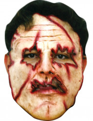 Scar face - Maskeradmask för vuxna till Halloween