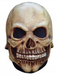 Dödsskalle mask Ungdomsstorlek Halloween