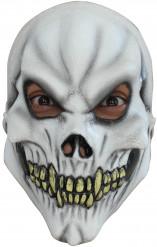 Dödsskalle med mycket tänder Mask Halloween