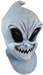 Läskigt spöke - Helmask för vuxna till Halloween