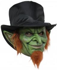 Troll Grön Mask Vuxen
