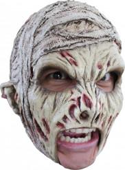 Egyptisk mumie - Halloweenmask för vuxna