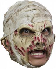 Mumie Mask Vuxen Halloween