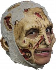 Zombie Förruttnad Mask Vuxen Halloween