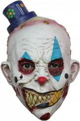 Skrämmande clown Vuxen Halloween