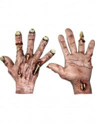 Zombiehänder -  Halloween accessoarer