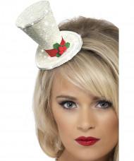 En hög minihatt Jul Vuxen