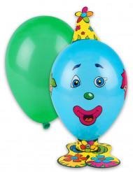 Ballonger i form av kalasprisse