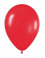 24 röda ballonger 25 cm