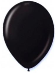 12svarta ballonger 28 cm