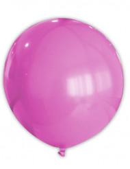 Fuchsia ballong 80cm