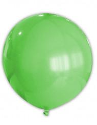 Grön jätteballong 80 cm