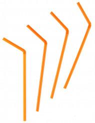 50 orangea sugrör