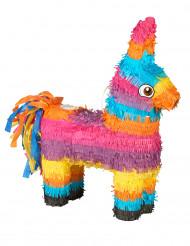 Regnbågsfärgad piñata - Klassisk åsna