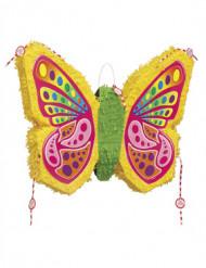 Fjärilspiñata till festen