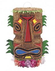 Tropisk Tiki-piñata