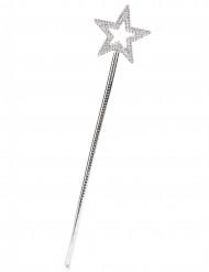 Trollspö med silverstjärna för barn och vuxna