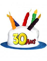 30-Årsmössa vuxen