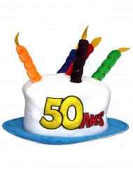 50-årsmössa vuxen