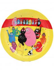 6 Barbapapa™ tallrikar