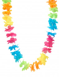 Flerfärgat Hawaii-halsband vuxna