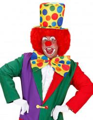 Clownhatt modell hög hatt vuxna