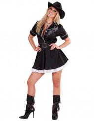 Cowgirl - utklädnad vuxen