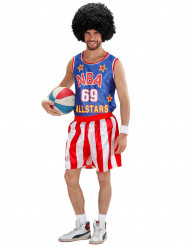 NBA basketspelare - utklädnad vuxen