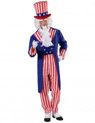 Uncle Sam - utklädnad vuxen