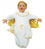 Ängel bebisdräkt - julmaskerad