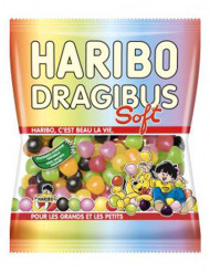 Godispåse Dragibus Haribo 120 g