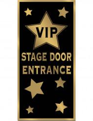 VIP dörrdekoration