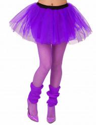 Lila ballerinakjol