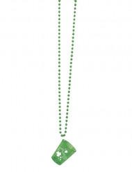 Halsband med shotglas Saint Patrick