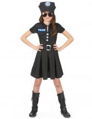 Polisklänning - Utklädnad för barn