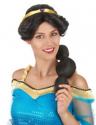 Orientalisk prinsessperuk