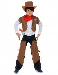 Cowboydräkt barn