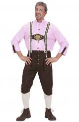 Bayerskinspirerad kostym vuxna